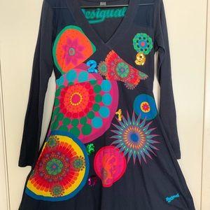 Desigual long-sleeved Dress